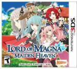 XSEED Games Lord of Magna Maiden Heaven (3DS) Játékprogram