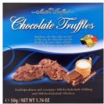 Maître Truffout Chocolate Truffles praliné 50g