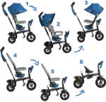 Kinderkraft Swift 6 in 1