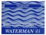 WATERMAN Töltõtoll patron, WATERMAN, kék (ICWTPK) - tutitinta