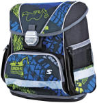 STIL kompakt iskola táska DIGGER - kotrógép