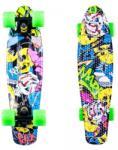 """Worker Penny Board Colory 22"""" (11736IN) Skateboard"""