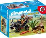 Playmobil Wild Life - Orvvadász Quad-on (6939)
