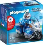 Playmobil City Action - Motoros rendőr (6876)