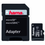 Hama microSDHC 16GB Class 10 114992
