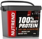 Nutrend 100% Whey Protein - 4000g