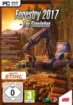 UIG Entertainment Forestry 2017 The Simulation (PC) Játékprogram