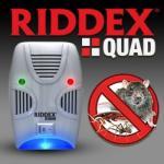 Електрически уред против вредители Riddex QUAD 4 в 1 (Riddex QUAD)