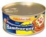 Fejedelmi Ízek Hamburger melegszendvicskrém (300g)