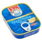 EVA Szardínia növényi olajban citrommal (115g)