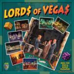Mayfair Games Lords of Vegas - angol nyelvű