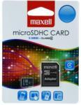 Maxell MicroSDHC 4GB Class 4 854577.00 TW