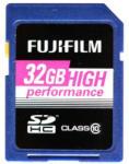 Fujifilm SDHC High Performance 32GB Class 10 04004052