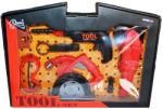 ROBENTOYS Set unelte cu baterii (T111A) Set bricolaj copii