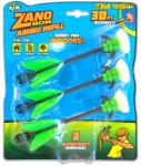 Air Storm Mini íj utántöltő lövedékek zöld Zing Air (ZINGZG512/A)