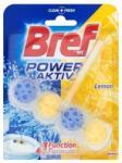 Bref Power Aktiv Lemon WC-frissítő 50g