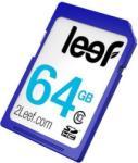 Leef SDXC 64GB Class 10 LFSDC-06410A
