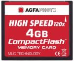 AgfaPhoto Compact Flash 4 GB 120x 10432