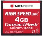 AgfaPhoto Compact Flash 4 GB 120x 10432