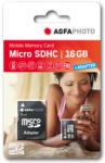 AgfaPhoto MicroSDHC 16GB 10454