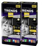 pufies Trusted Trends junior 5 pelenka, 2 csomag, 11-20kg, 44 darab (RCP3800024027871-pachet)