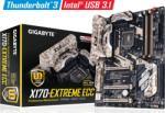 GIGABYTE GA-X170-EXTREME ECC Дънни платки