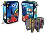 Nemo és Dory Disney Nemo és Dory tolltartó töltött 3 emeletes