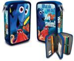 Nemo és Dory Disney Nemo és Dory tolltartó töltött 2 emeletes
