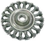PROLINE Perie Sarma Impletita Tip Circular Cu Filet 100mm (32530)