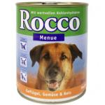 Rocco Menue - Beef, Vegetables & Rice 6x800g