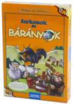 Granna Granna: Lupul şi oile - joc de societate în lb. maghiară (KK-03072) Joc de societate