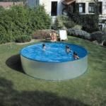 Bestway Velence merevfalú medence, kerek 450x90cm (FFA102)