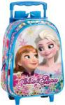 Disney Jégvarázs gurulós hátizsák, troli