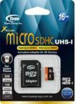 Team Group MicroSDHC 16GB UHS-I TUSDH16GUHS03