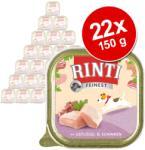 RINTI Feinest - Poultry & Vegetables 22x150g