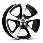 Borbet CC black polished matt CB57.1 5/112 15x6.5 ET40
