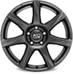 MSW 77 Matt Dark Grey CB57.06 4/100 14x5 ET35