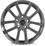 MSW 22 Grey Silver CB60.1 5/114.3 16x6.5 ET45