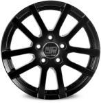 MSW 22 Matt Black CB60.1 5/114.3 16x6.5 ET45