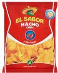 El Sabor Chilis nacho chips 100g