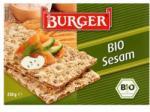 Burger Bio szezámmagos lapkenyér 250g