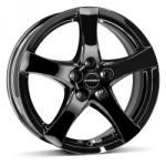 Borbet F black glossy 5/112 17x7 ET48