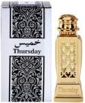 Al Haramain Thursday EDP 15ml Parfum