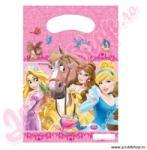 Procos Disney Princess şi animale pungă cadou 6 bucăţi