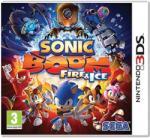 SEGA Sonic Boom Fire & Ice (3DS) Játékprogram
