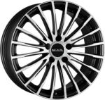 Mak Starlight Ice Black CB66.6 5/112 18x9 ET50