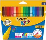 BIC Carioca 18 culori Bic Kids Visa 2765 (CARBIC18)