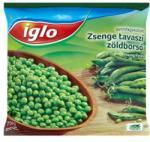 Iglo Gyorsfagyasztott zsenge zöldborsó (750g)