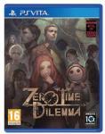 Aksys Zero Time Dilemma (PS Vita) Játékprogram