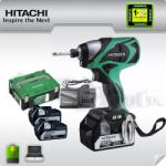 Hitachi WH18DBDL Masina de insurubat cu impact